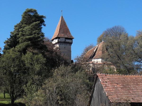 Biserica Fortificata Pelisor